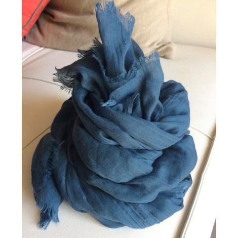 Etole GALERIES LAFAYETTE Bleu, bleu marine, bleu turquoise