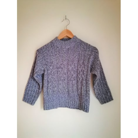 Pull TOM CROSS Gris, anthracite