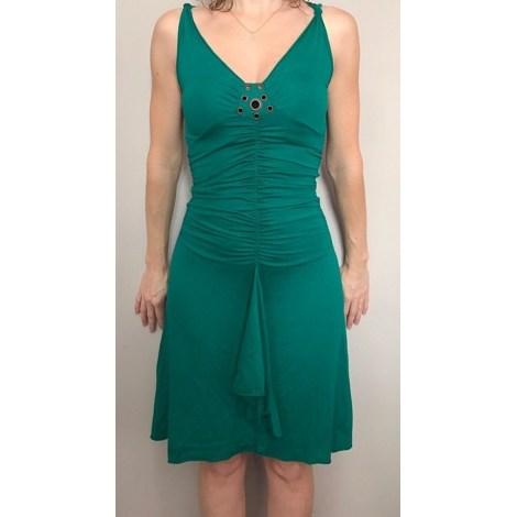 Robe courte MORGAN Vert