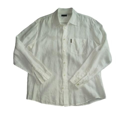 Chemise ARMANI JEANS Blanc, blanc cassé, écru