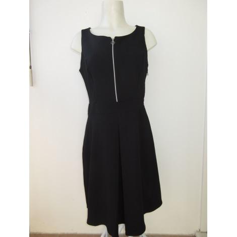 Robe mi-longue GRAIN DE MALICE Noir