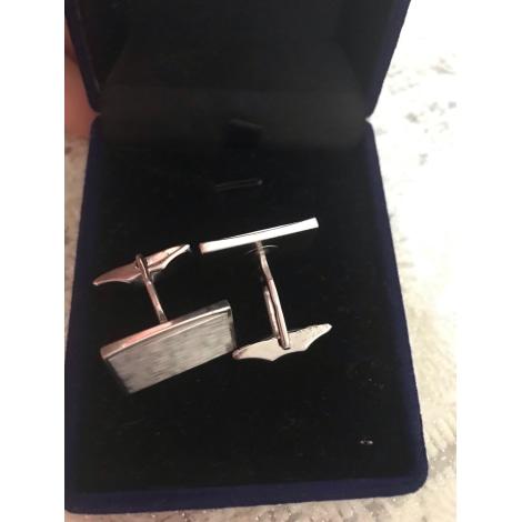Cufflinks MECAN Silver
