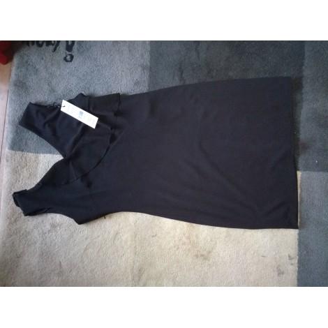 Robe mi-longue MORGAN Noir