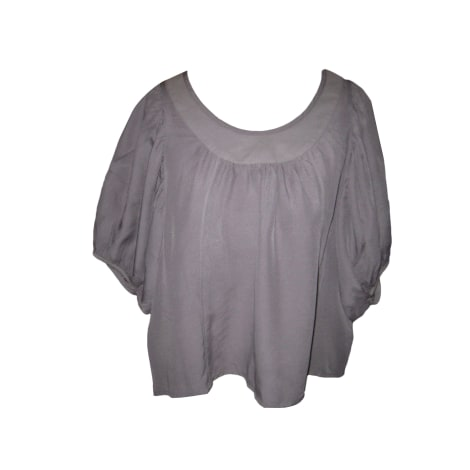 Blouse IRO Gris, anthracite