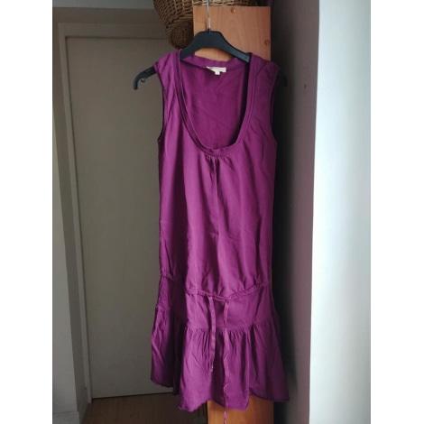 Robe mi-longue ATHÉ VANESSA BRUNO Violet, mauve, lavande