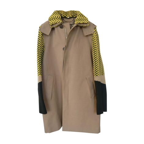 Imperméable, trench KENZO Beige, camel
