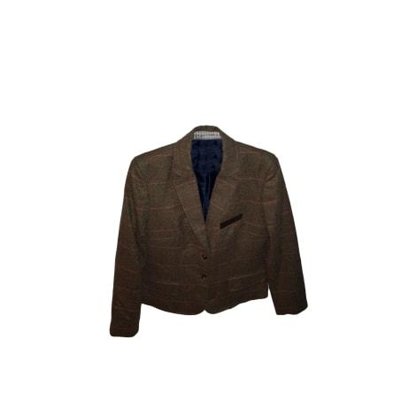 Blazer, veste tailleur VICOMTE A. Kaki