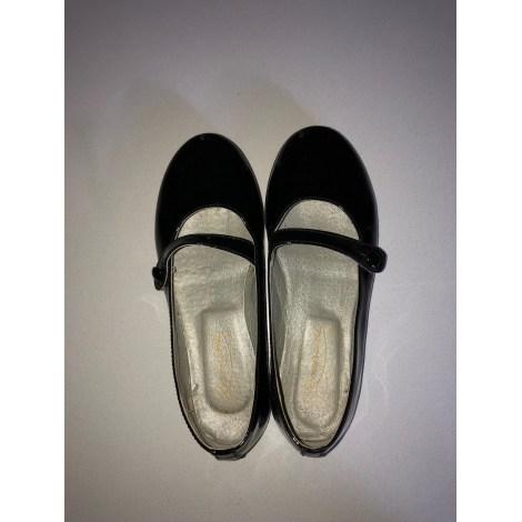 Chaussures à boucle BONPOINT Noir