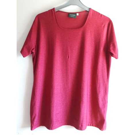 Top, tee-shirt C&A Rose, fuschia, vieux rose