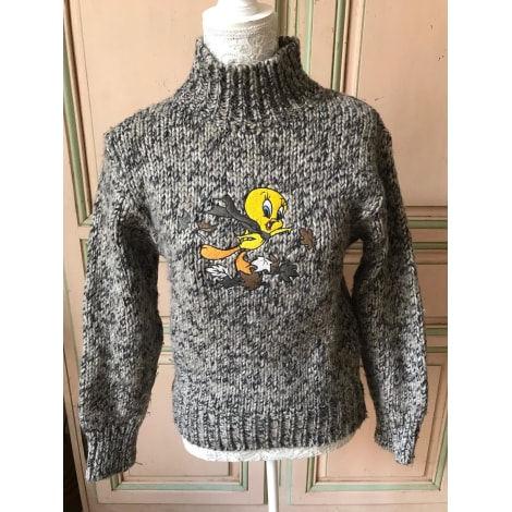Pull LOONEY TUNES Gris, anthracite