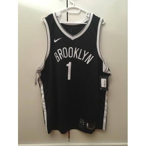 Tee-shirt NBA Noir