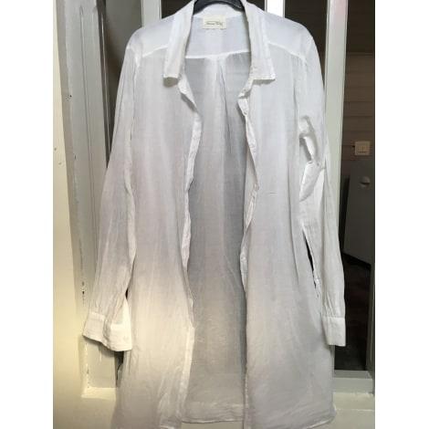 Chemise AMERICAN VINTAGE Blanc, blanc cassé, écru