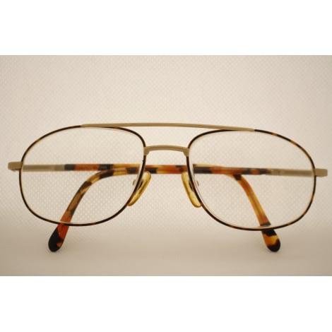 Eyeglass Frames TCHIN-TCHIN Golden, bronze, copper