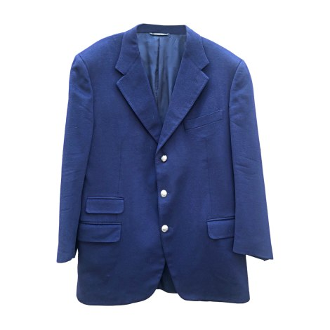 Veste DIOR Bleu, bleu marine, bleu turquoise