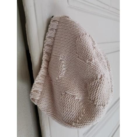 Bonnet PETIT BATEAU Blanc, blanc cassé, écru