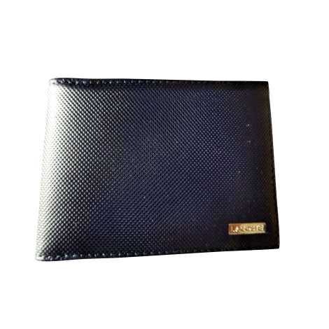Porte-cartes LACOSTE Bleu, bleu marine, bleu turquoise
