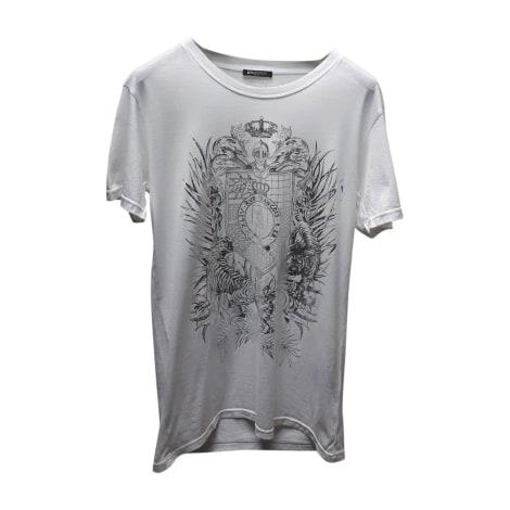 T-Shirts BALMAIN Weiß, elfenbeinfarben
