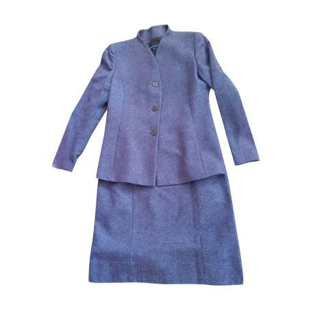 Tailleur jupe ADOLFO DOMINGUEZ Violet, mauve, lavande