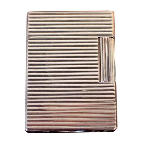Cufflinks ST DUPONT Silver