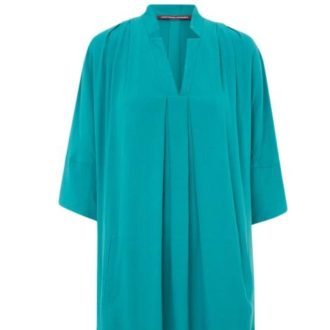 Mini Dress COMPTOIR DES COTONNIERS Green