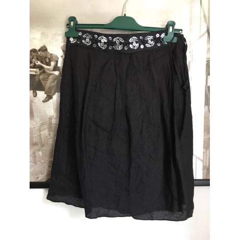 Jupe mi-longue TARA JARMON Noir