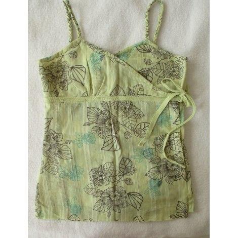 Top, tee-shirt CACHE CACHE Vert