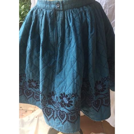 Jupe courte SOULEIADO Bleu, bleu marine, bleu turquoise