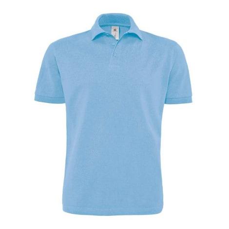 Polo MARQUE INCONNUE Bleu, bleu marine, bleu turquoise