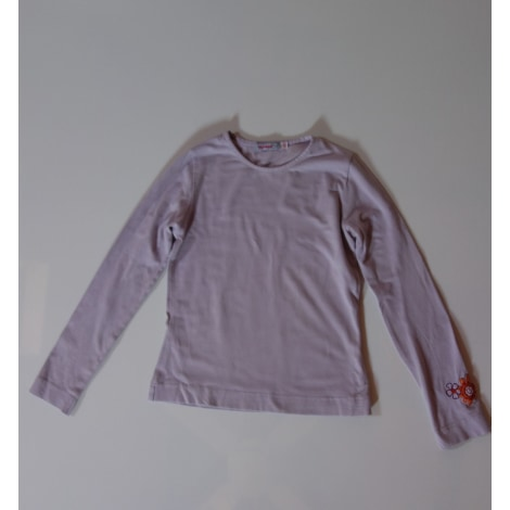 Top, Tee-shirt CLAYEUX Violet, mauve, lavande