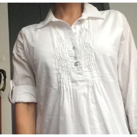 Chemise PEPE JEANS Blanc, blanc cassé, écru