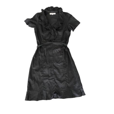 Robe mi-longue BELLEROSE Noir