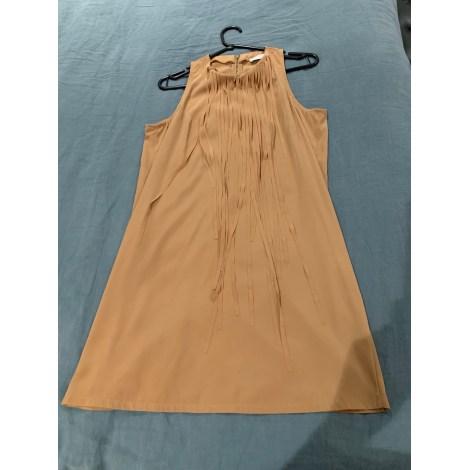 Robe courte STRASS X.CLUSIVE Beige, camel