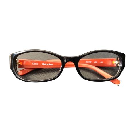 Monture de lunettes CHLOÉ Noir