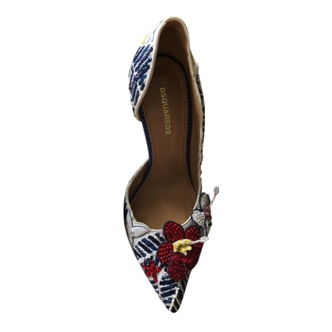 Escarpins DSQUARED2 multicouleur