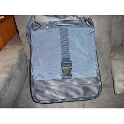 Porte document, serviette MARQUE INCONNUE Bleu, bleu marine, bleu turquoise