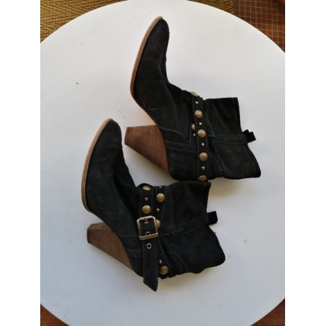 Bottines & low boots à talons MINELLI Noir