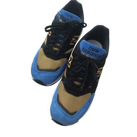 Baskets NEW BALANCE Bleu, bleu marine, bleu turquoise