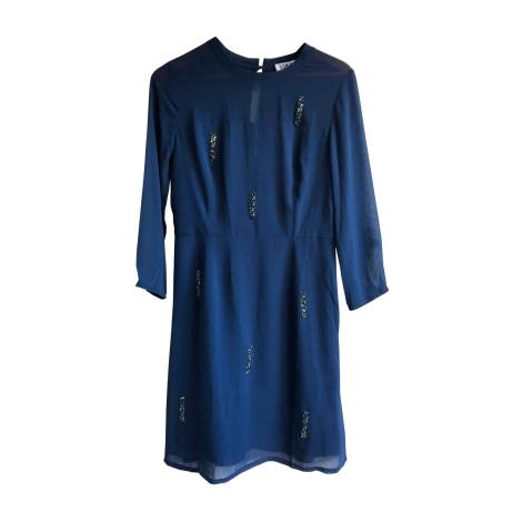 Robe mi-longue SONIA BY SONIA RYKIEL Bleu, bleu marine, bleu turquoise