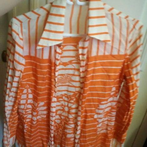 Chemise LANVIN Orange