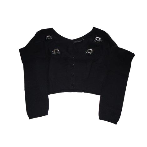 Gilet, cardigan TWIN-SET SIMONA BARBIERI Noir