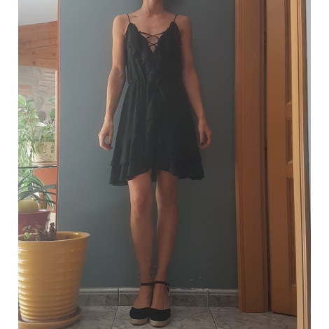 Robe courte H&M Noir