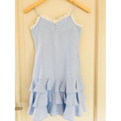 Robe RALPH LAUREN Bleu, bleu marine, bleu turquoise