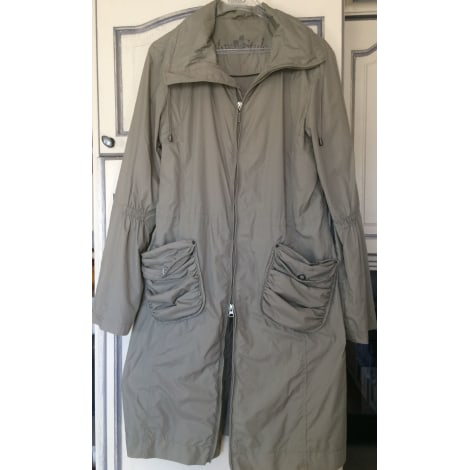 Imperméable, trench MEEX Vert