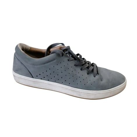Baskets LACOSTE Gris, anthracite