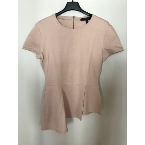 Top, tee-shirt BCBG MAX AZRIA Nude