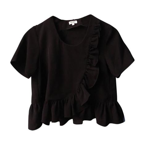 Top, tee-shirt KENZO Noir