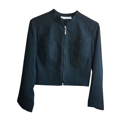Blazer, veste tailleur THIERRY MUGLER Noir
