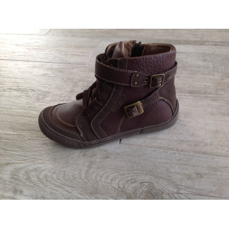 Ankle Boots MINIBEL Brown