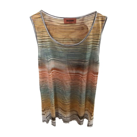 Top, tee-shirt MISSONI Multicouleur