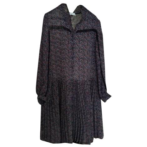 Robe mi-longue CLAUDIE PIERLOT Multicouleur